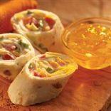 Chile & Cheese Spirals