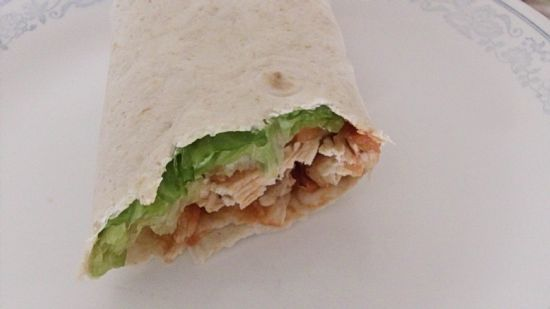 Chipolte Chicken Wrap