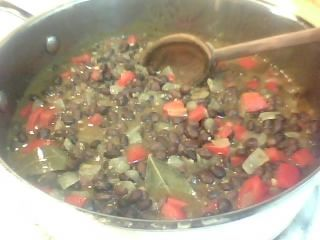 Smokey Black Bean Stew