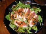 Seared Ahi Tuna with teriyaki soy glaze