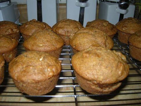 Karen's Whole Wheat Apple Muffins