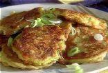 Paula Deen's Vegtable Pancakes