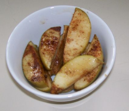 Kelly's Spiced Apples