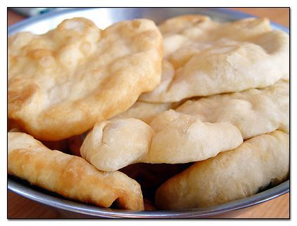 Rosi's Fried Bread