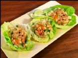 Totally Thai Chicken Lettuce Cups