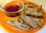 Cinnamon Splenda French Toast Sticks