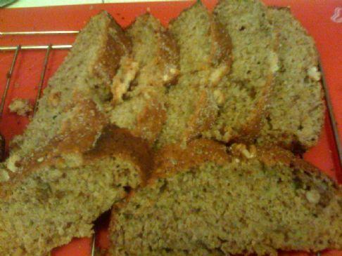 Sheri's banana bread