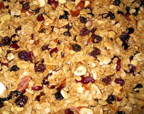 Almond & Fruit Vanilla Scented Granola