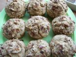Low Fat Sugar Free Nutty Banana Multigrain Muffins w/ Yogurt