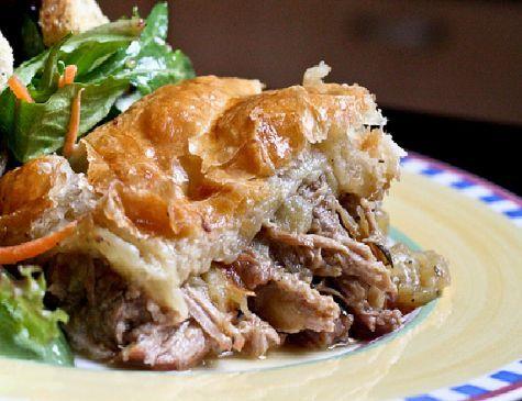 Pork Pot pie