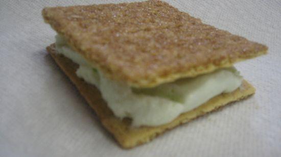 Cheesecake Snackies