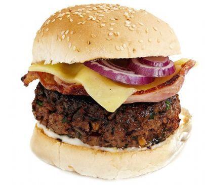 Gordon Ramsay's Perfect Hamburger