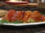 Fiesta Stuffed Cabbage