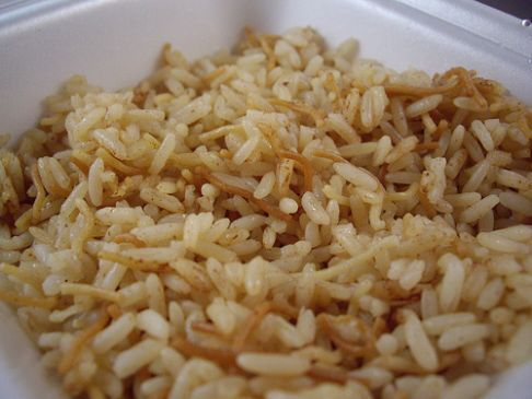 Chicken Flavored Rice-a-Roni