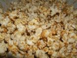 Spicy Peanut Curry PopCorn
