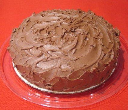 Splenda smooth chocolate frosting
