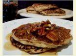 Yummy Kahlua Pancakes