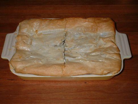 Spanikopita (low fat)