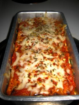 Matzoh Lasagna