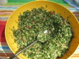 Tabbouleh - Authentic Lebanese Style