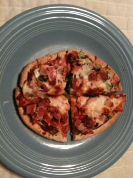 Dollbabe56's Pita Pizza