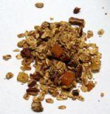 Homemade Low-Fat Tropical Granola