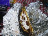 Banana Boat Smores
