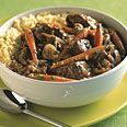 Spiced Beef Stew with Carrots and Mint