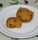 Simple Pumpkin Chocolate Muffins