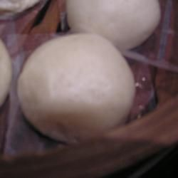 Chinese Steamed Buns ~ Plain
