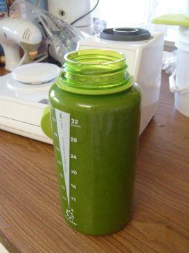 My Favorite Green Smoothie!