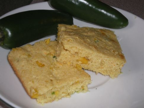 Yummy Low Fat Cornbread