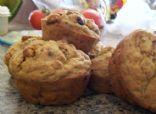 Choco - Banana Crunch Muffins