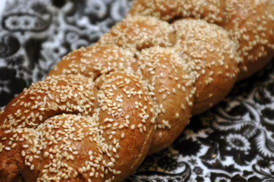 Deborah's whole-wheat Challah Recipe   SparkRecipes
