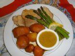 Roast Pork with Garlic