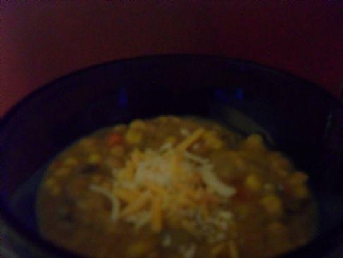 low cal potato-corn chowder