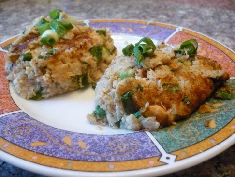 Awesome Shrimp & Crab Cakes