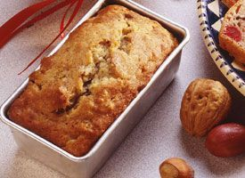Banana Bread (lighter recipe)
