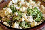 Deb's Broccoli and Cauliflower Salad