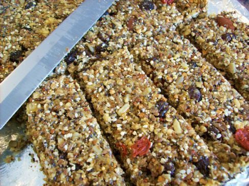 Goodness Gracious Granola Bars