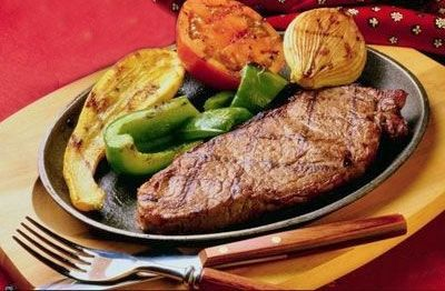 Teriyaki Sirloin Steak
