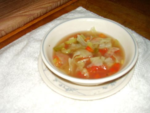 Ida Cabbage Soup new batch