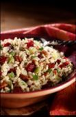 Lori's Cranberry Rice Salad