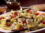 Seafood Penne, Sicilian Style