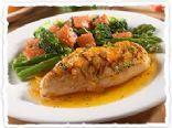 Olive Garden's Venetian Apricot Chicken