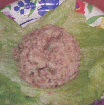 Leftover Easter Ham Salad
