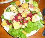 Sweet Bean & Pea Salad