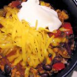 Vilma's Slow Cooker Turkey Chili