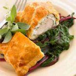 Kristin's Herbed Chicken in Pastry