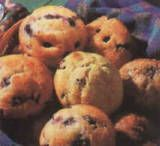 Bret's blueberry muffins